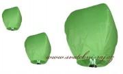Lampion štěstí zelený
