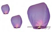 Létající přání fialové
