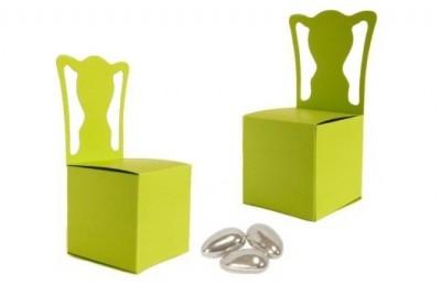 Krabička židle