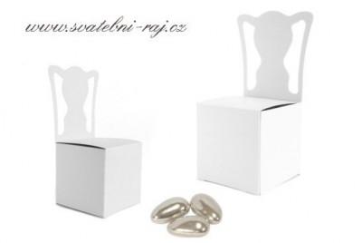 Papírová krabička židle