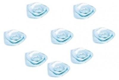 Textilní růžička