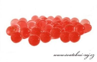 Vodní perly červené