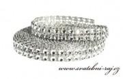 Diamantový pás, šíře 1 cm