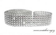 Diamantový pás, šíře 3 cm