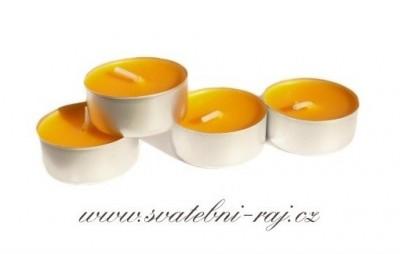 Pomerančové svíčky