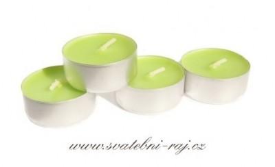 Melounové aroma svíček