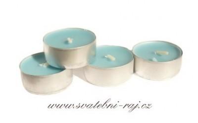 Čajové svíčky moře