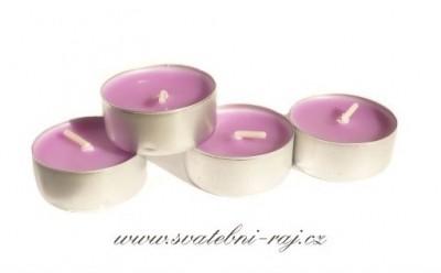 Svíčky čajové balení