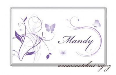 Motýly svatební