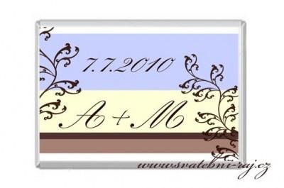 Svatební čokoláda