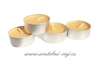 Santalové dřevo svíčky