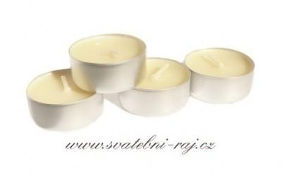 Svíčky vanilka