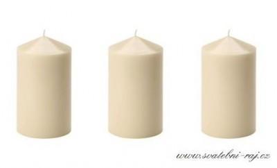 Válcové svíčky