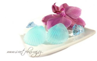 Mýdlo mušlička