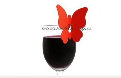 Jmenovka na skleničku