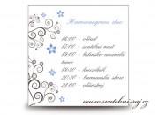 Zobrazit detail - Harmonogram svatebního dne ornament