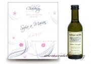 Zobrazit detail - Svatební mini víno ve stylu moře