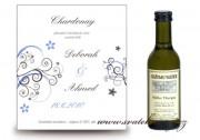 Zobrazit detail - Svatební mini víno se spirálkami
