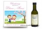 Svatební mini víno jaro