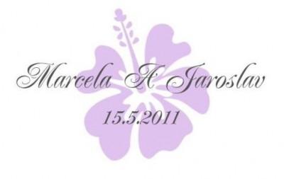 Svatební logo