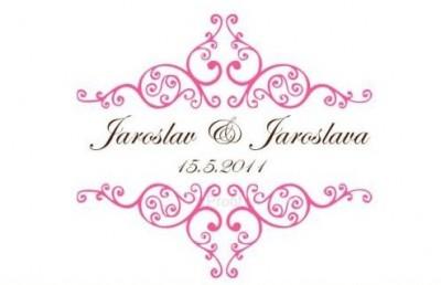 Logo svatba