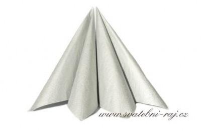 Stříbrné ubrousky