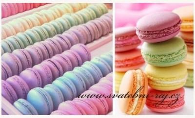 Francouzské macarons