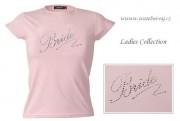 Zobrazit detail - Dámské tričko BRIDE