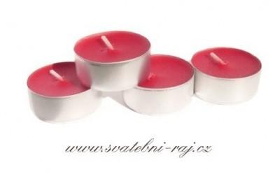 Čajové svíčky