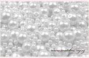 Zobrazit detail - Voskové perličky bílé