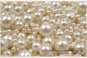 Zobrazit detail - Voskové perličky krémové