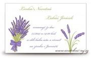 Zobrazit detail - Svatební oznámení Provence
