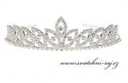 Zobrazit detail - Luxusní svatební korunka