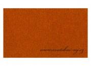 Zobrazit detail - Svatební koberec terrakota - šíře 2 m