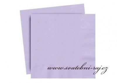 Ubrousky fialové