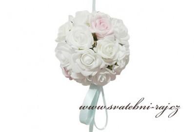 Koule z růží