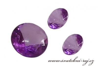 Akrylové diamanty