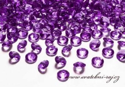 Dekorační diamantky