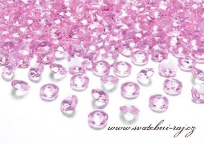 Dekorační diamantíky