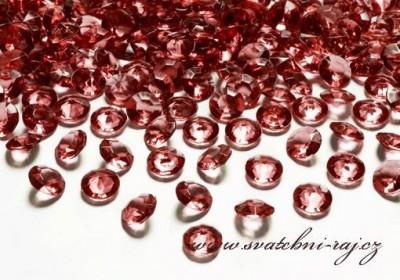 Dekorační krystalky