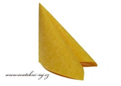 Ubrousky žluté