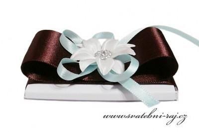 Luxusní čokoláda svatba