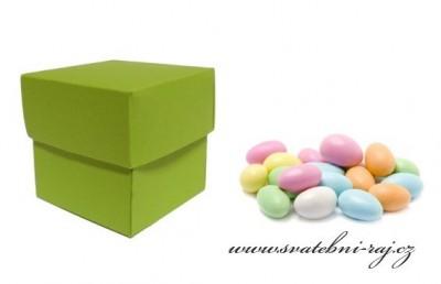 Krabička na mandličky