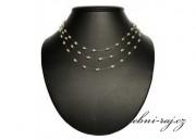 Zobrazit detail - Náhrdelník z říčních perel