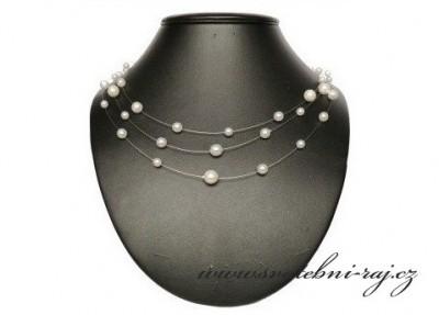 Svatba náhrdelník