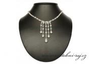 Zobrazit detail - Krásný náhrdelník se slzičkami