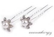 Zobrazit detail - Vlásenka kytička s perlou