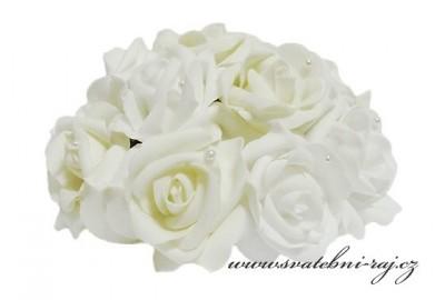 Buket z růží
