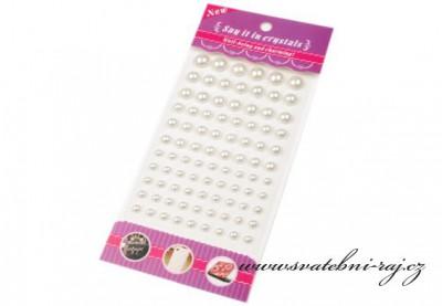 Samolepící perly