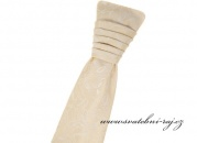 Zobrazit detail - Pánská regata ivory s kapesníčkem